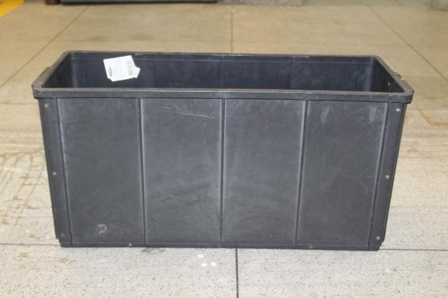 Cesto / Caixa / em Plástico Preto 35 cm x 70 cm x 26 cm - Foto 7