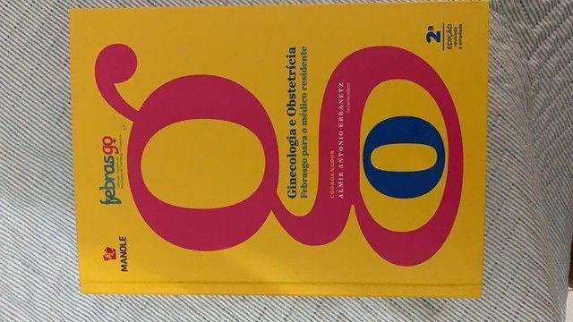 Livros de Ginecologia Obstetrícia  - Foto 5