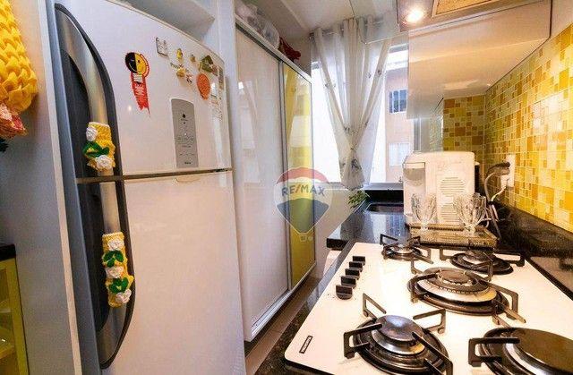 Apartamento com 2 dormitórios à venda- Tarumã - Manaus/AM - Foto 4