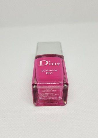Esmalte e batom Dior - Foto 4