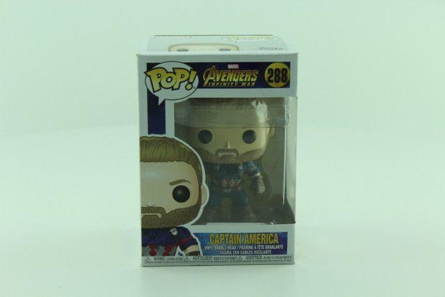 Funko Pop! Capitão América - 288 - Foto 3