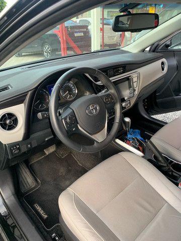 Toyota Corolla 2.0 XEI Automático 2018  - Foto 12