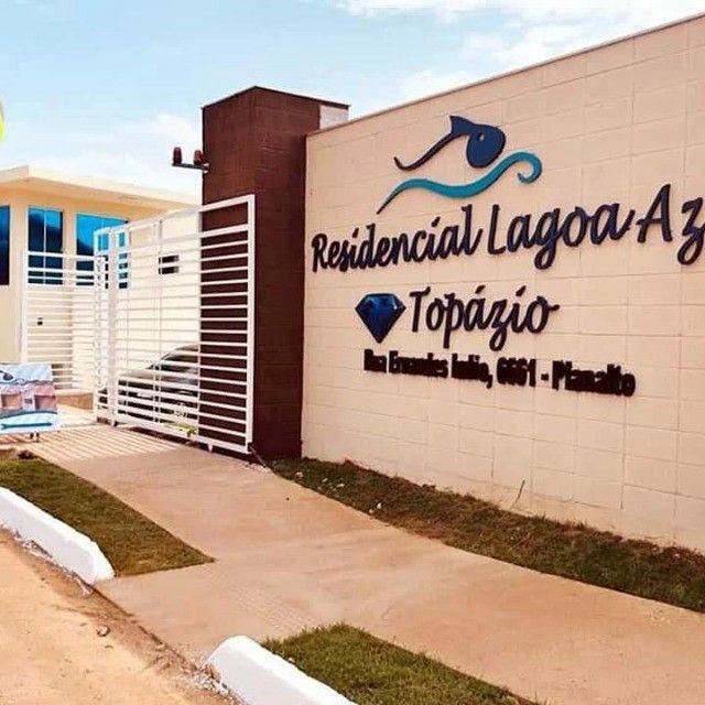 Condomínio Lagoa Azul 2 e 3 Quartos, Prontas Para Morar
