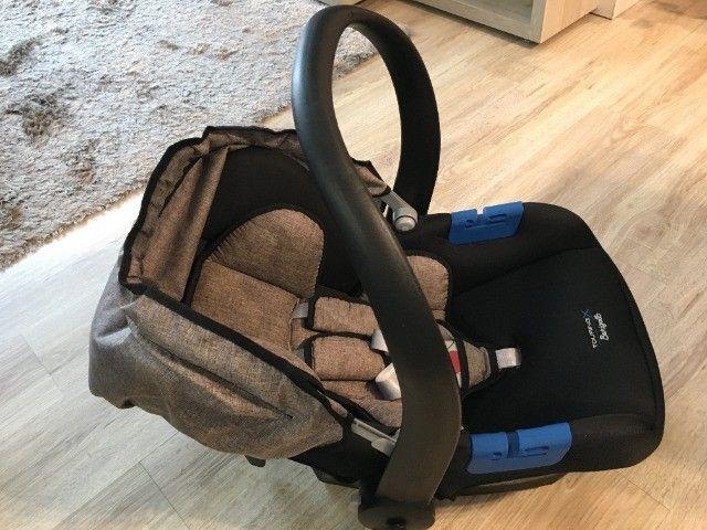 Bebê Conforto Burigotto Touring Evolution Com Base Inclusa - Foto 2