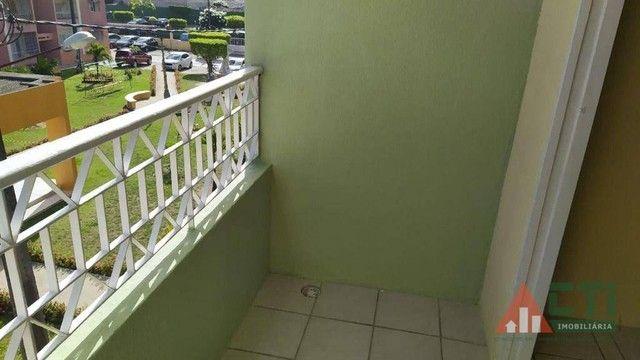 Apartamento com 2 dormitórios para alugar, 64 m² por R$ 970,00/mês - Várzea - Recife/PE - Foto 5