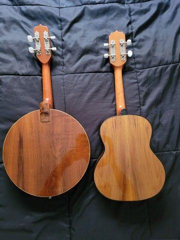 Cavaquinho e Banjo - Foto 2