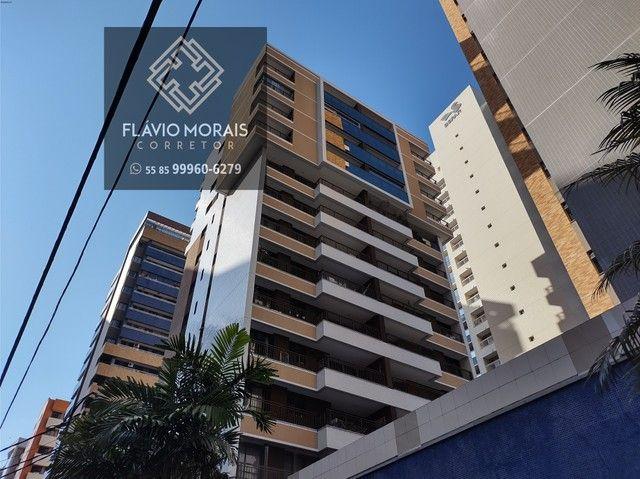 Apartamento 118 metros com vista mar no Meireles - Fortaleza - Ceará. - Foto 17