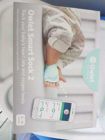 Monitor cardíaco e oxigênio para Bebê  - Foto 5
