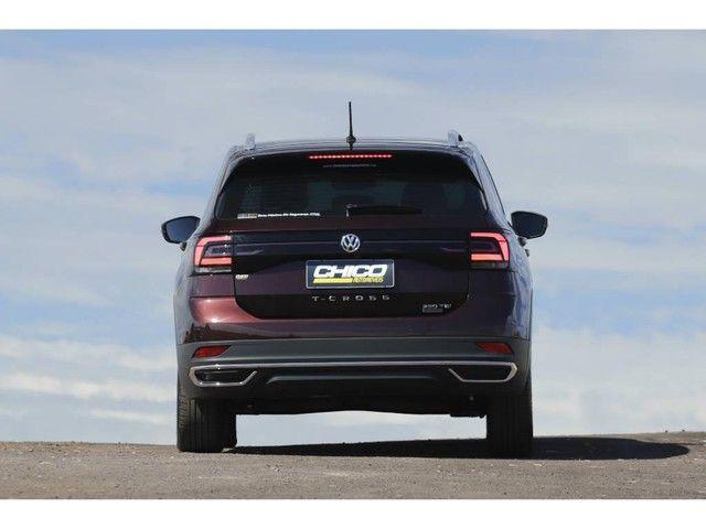 Volkswagen T-Cross HIGHLINE 1.4 TSI FLEX AUT. - Foto 5