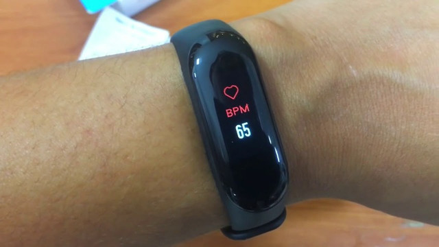 Relógio Inteligente Smartband M3 Monitor Cardíaco Pressão - Foto 6