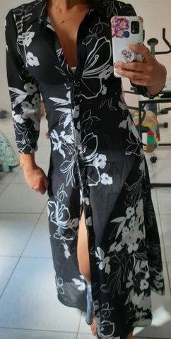 Vestido tecido  - Foto 2
