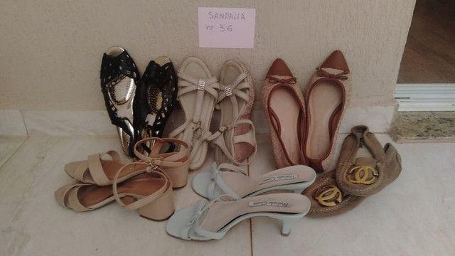 Vendo lote de calçados Masc/ Fem - Foto 3