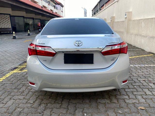 Toyota Corolla XEI Blindado 2017 baixa km! Raridade! - Foto 4