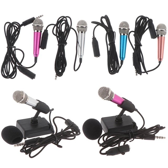 Mini Microfone Celular P2  - Foto 3