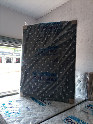 Cama box selada de 10 cm - Foto 2