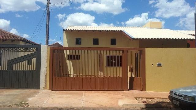 Casa próximo da UEMS - Vila Santo Amaro
