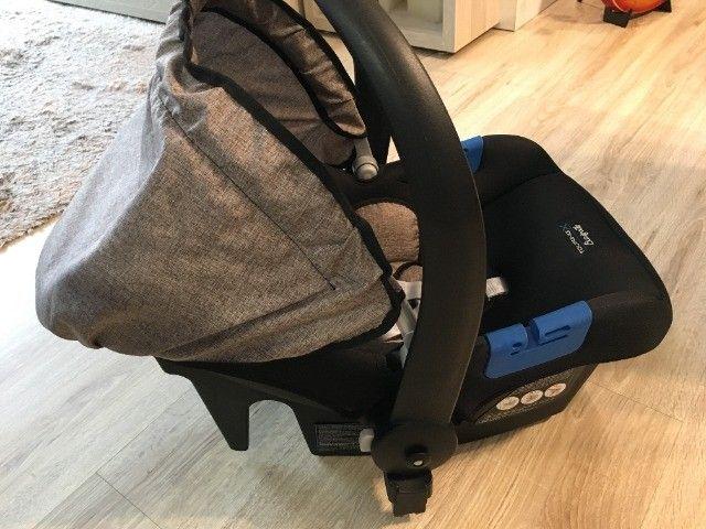 Bebê Conforto Burigotto Touring Evolution Com Base Inclusa - Foto 3
