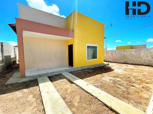 Cidade Jardim, Casa em terreno 10 x 20, 60 m2 de área construída, 2 quartos. - Foto 5