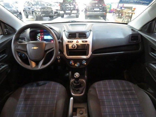 Chevrolet Cobalt 1.4 Mpfi LT 8v Flex 4p Completo Ótimo Estado  - Foto 8
