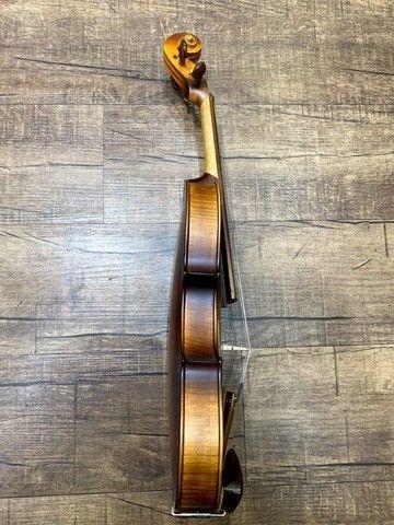 Violino 4/4 Rolim brasil premium Serie madeira nobre Araucaria Sombrear Orquestra Ccb - Foto 4