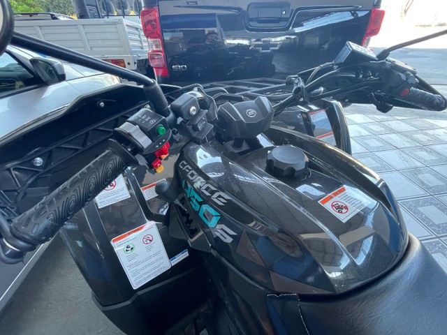 Quadriciclo 0km 4x4 450 cForce - Foto 3