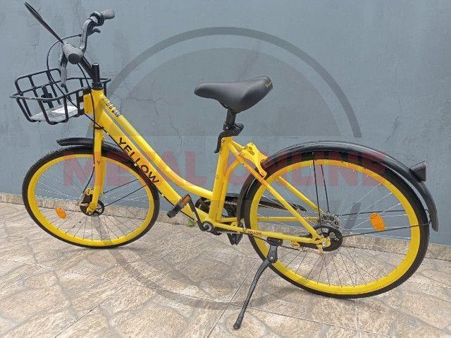 Bike Caloi Aro 26 Yellow Completa Montada - a pronta entrega!!! - Foto 2