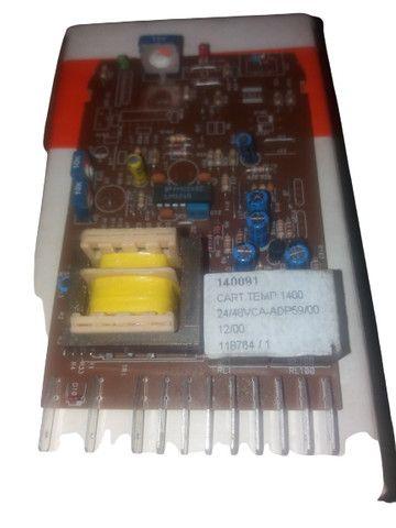 Controle Eletrônico De Temperatura Para aquecimento entre 70° e 80°- Marca Coel