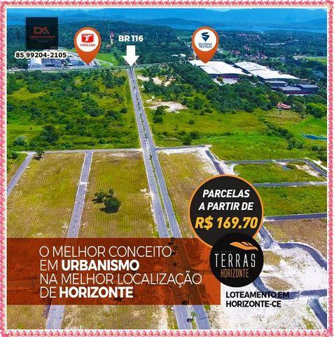 Terras Horizonte Loteamento-Infraestrutura completa &¨%$ - Foto 17