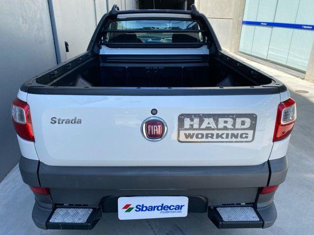 Fiat Strada Hard Working CS 1.4 2018 - Foto 4