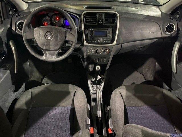 Renault Sandero Expression 1.6 16V SCe (Flex) 2017 Com GNV - Foto 6