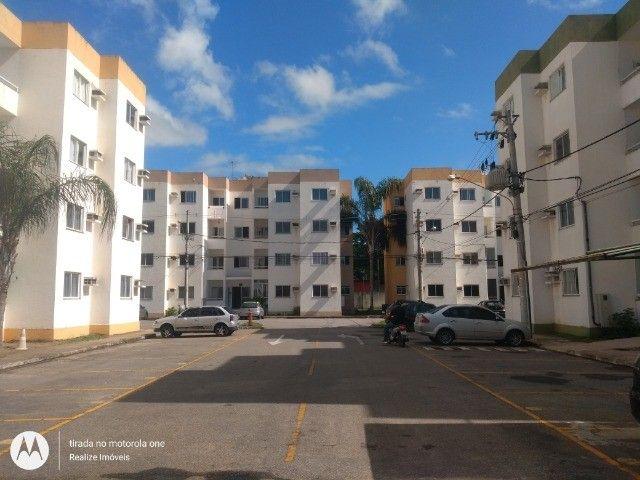 A = Residencial Gran Riserva Térreo Estuda Pegar Carro Aptº Pecuária 02 Quartos varanda ! - Foto 11