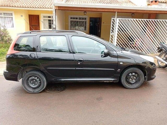 Peugeot 207sw 1.48v 2009 - Foto 6