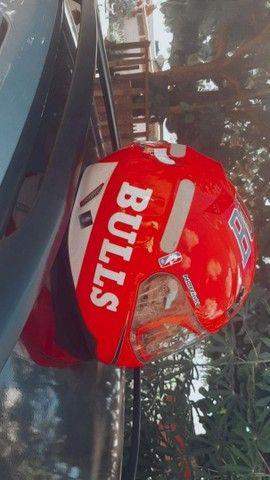 Vendo capacete Chicago  - Foto 2
