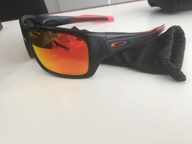 Óculos de sol oakley modelo turbine - Bijouterias baf6864b22e5b