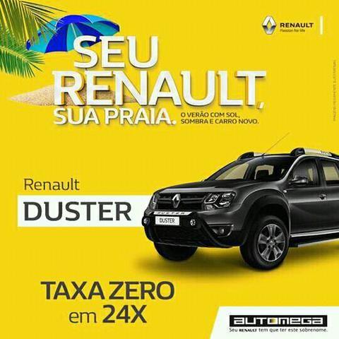 Renault Duster 1.6 Expression 0km Tx zero