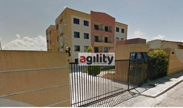 Apartamento 3 quartos locação, Nova Parnamirim.