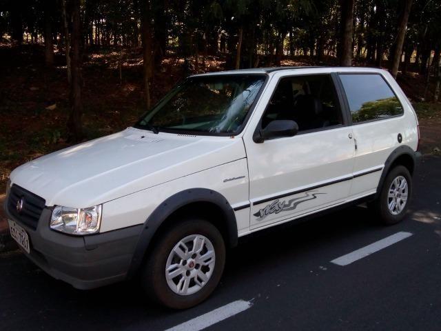 Fiat Uno economy way 2013 com direção ( Leia o anuncio )