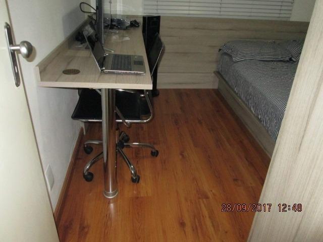 Excelente Apartamento duplex 3 quartos com armários, espaço gourmet e piscina - Foto 14