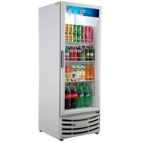 NOVA - Geladeira Expositora Frilux - 410 litros com ar forçado - 220V (11) 94977-3055
