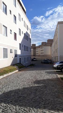 Apto cobertura 100m. quadrados, 02 salas, 2 Qtos No bairro Betim Industrial- Betim - Foto 6