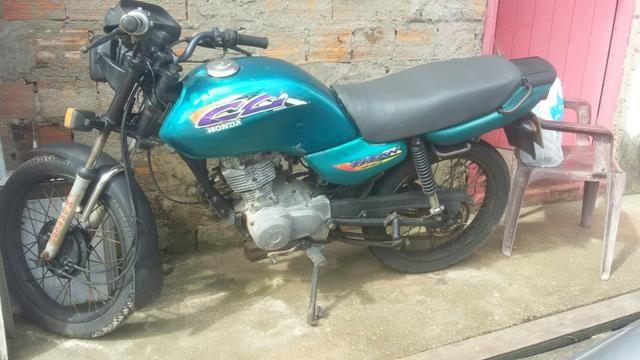 Moto Honda cg