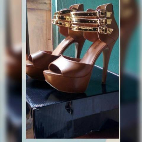 Sapatos marca torricela aceito cartao