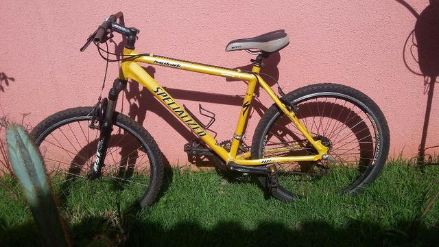 Vendo/troco Bicicleta Specialized Hardrock