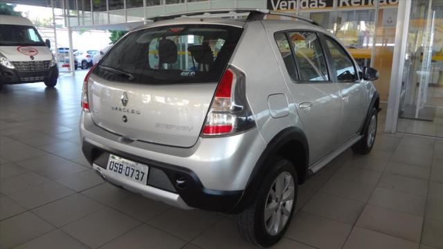 RENAULT SANDERO 1.6 STEPWAY 8V FLEX 4P MANUAL - Foto 3