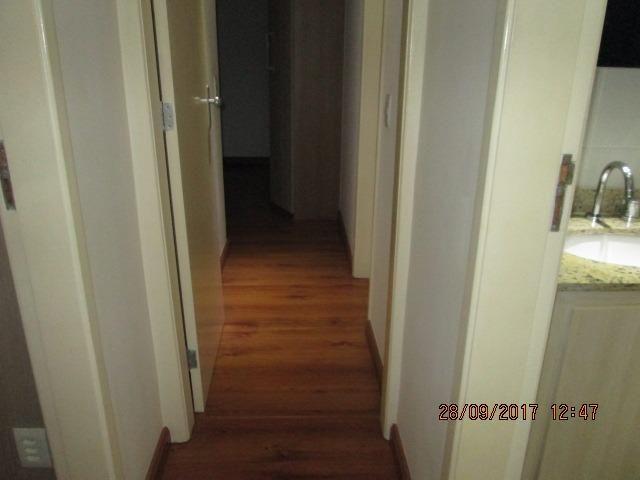 Excelente Apartamento duplex 3 quartos com armários, espaço gourmet e piscina - Foto 5