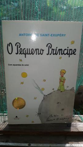 Livro original o pequeno Príncipe