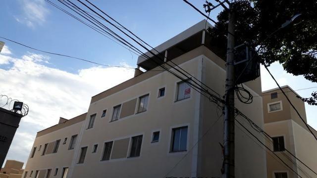 Apto cobertura 100m. quadrados, 02 salas, 2 Qtos No bairro Betim Industrial- Betim - Foto 2