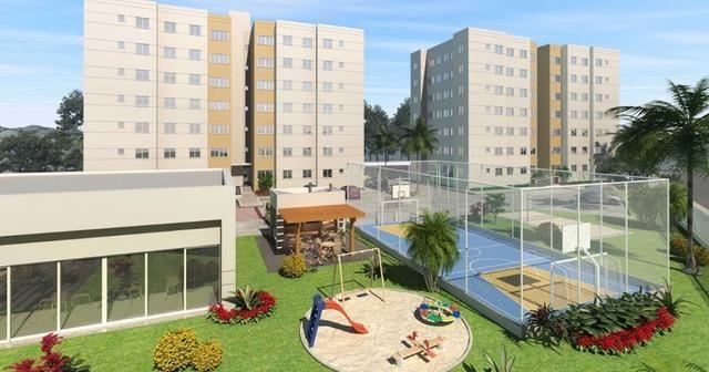 Apartamento por somente 25 mil reais com lazer completo