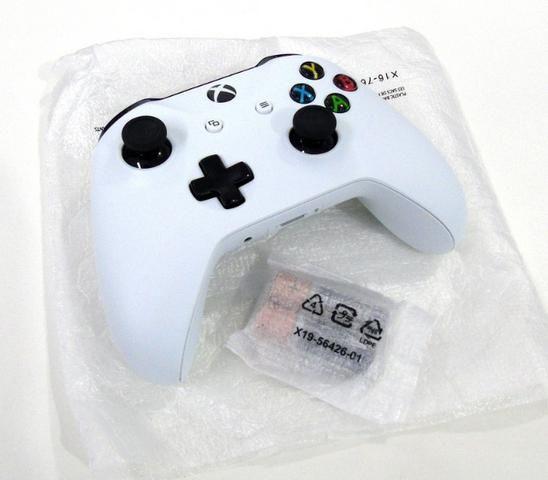 Controle Xbox One Sem Fio P2 Branco Original