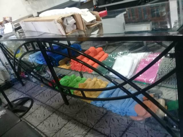 Balcão e vitrine para lojas/boutique/panificadora - Foto 3